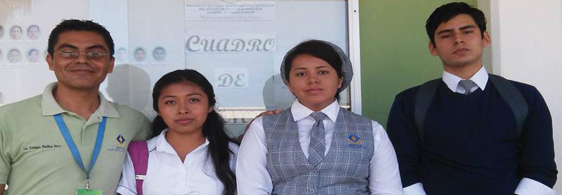Felicidades a los alumnos: Edith Ariadna Salvatierra Ruiz, Edith Castro Sánchez y Luis Aries Meza Castillo por el pase a la Fase Estatal, nuestro reconocimiento por este gran logro