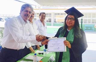 Ceremonia de Graduación en CECYT 11